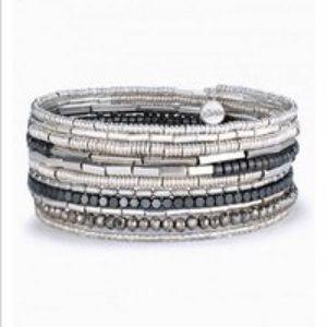 Stella & Dot Celine Coil Bracelet
